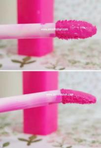 tatcha粉管是什么颜色 试色是怎样的